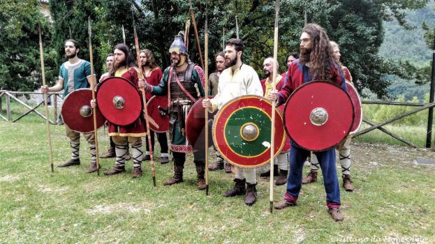 The Lombards at Michaelica 2017 by Cristoph86