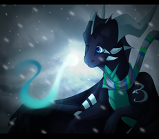 Cold flame- CO by DendouguiDragonPowah