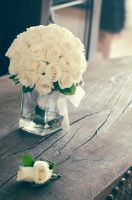 White Bouquet by deYong