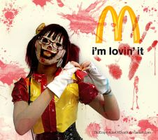 I'm lovin' it by TheEmptyKissOfDeath
