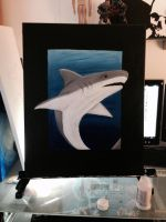 Great White by LauraBlackmore