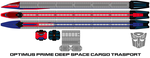 Optimus Prime deep space cargo trasport class 5 by bagera3005