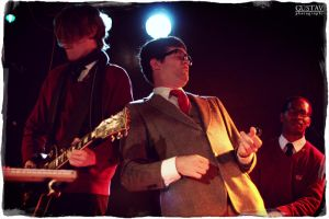 Mayer Hawthorne and The County by GustavBAD