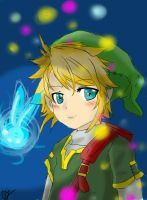 Link by tokage17