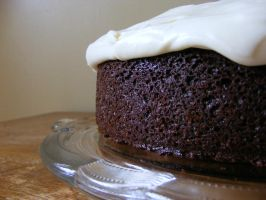 Guinness Cake by cosmicspider