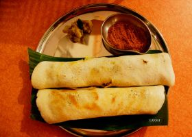 Dosa by Roseey