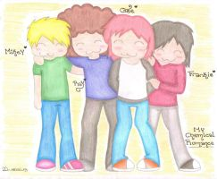 My chemical romance by Morbybiggestfan