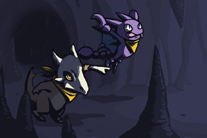 Explorers of Darkness by LiteracyScaresMe