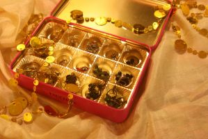 Jewelry Box II by thedismantled