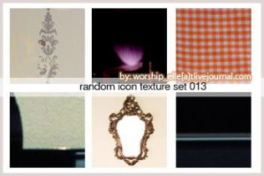 Random Icon Texture 013 by ssaya