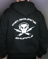 Melbourne Shuffle Hoodie by 13Firehunter13