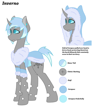 Winterized 'Shiftling' (Male) by Twisted-Six