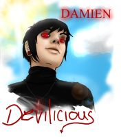 Devilicious -Damien- SouthPark by SteVanity