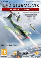 il 2- sturmovik battle of stalingrad by rOEN911