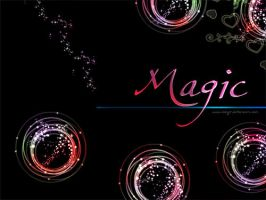 Magic Wallpaper by Coby17
