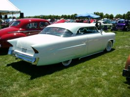 Cool Custom '53 Merc by RoadTripDog