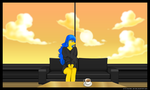 Marge - Independent Woman by The-Real-Joe-Cool