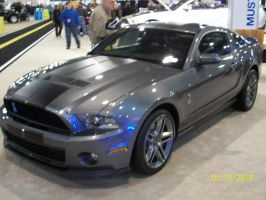 Ford Mustang by Jonny683