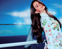 Lana Del Rey wallpaper2 by nikoteen18
