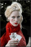 Queen of Hearts III by Nimroth