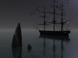 Last Port of Call by DarkRiderDLMC