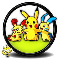 +Pikachu- by edook