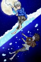 Jack Frost by VanessaPortrait