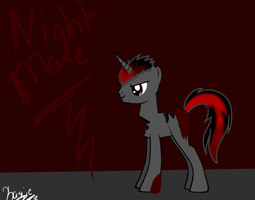 Nightmare .:New OC:. by The-Everlasting45