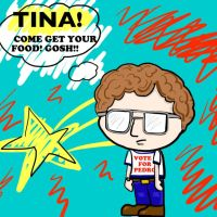 Tina...COME GET YOUR FOOD by CubbiLovesYou22