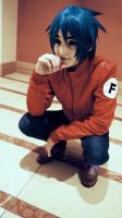 Gorillaz: You Just Think It by SugarBunnyCosplay