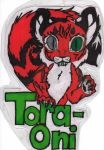 Tora Oni Badge by ToraOni