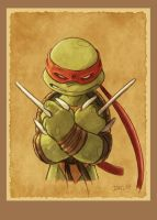 TMNT J.A.C by D-Gee