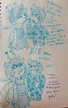 Ask DHMIS humanized #7 by Mystery30579