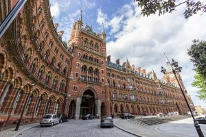 St. Pancras Renaissance London Hotel by LordMajestros