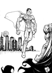 Superman  ... by cizgi-reloaded