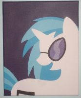 Blank Space Vinyl Scratch by Dorigard