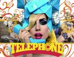 Telephone Wallpaper by CamiPop