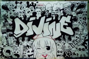 Doodle: Name (Divine) by Craiven23
