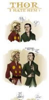 THOR - I hate him by the-evil-legacy
