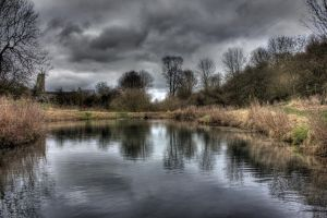 Wharram Percy - HDR by GraphicalHD