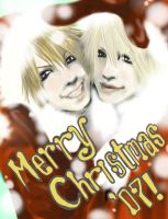 Merry Chirstmas- .07 by forbiddenist