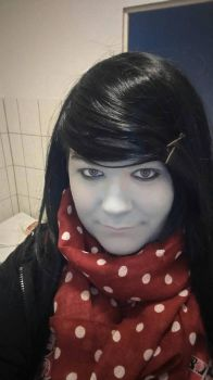 Marcy Make Up Test by Candy-Muffin