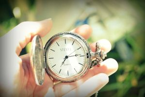 Time is on your side by marilestrange