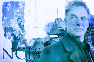 NCIS Wallpaper Blue by jcspenny