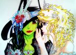 Wicked, Copic Illustration by TheSingingAnimeFan