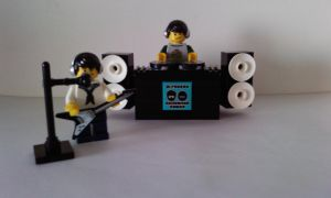 Rock ON Lego style! by MG18