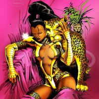 JUSTICE SUPREME's CHEETANAH by wallywests