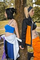 Love has no sex -Naruto and Sasuke Sexy no Jutsu- by NekoHibaPC