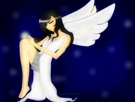 The Angel Of Light by Lunaticharmed