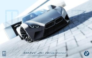 BMW z6 roadster by wizzoo7